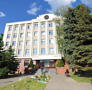Гомельский областной суд, архивное фото