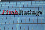 Фасад рейтингового агентства Fitch Ratings