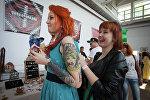 Третий белорусский фестиваль татуировки Tattoo Fest 2015