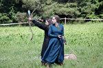 Фестиваль Эпоха рыцарства в Строчицах