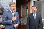 Хоккей, магазин и дерево: Нил Ушаков на Днях Риги в Минске