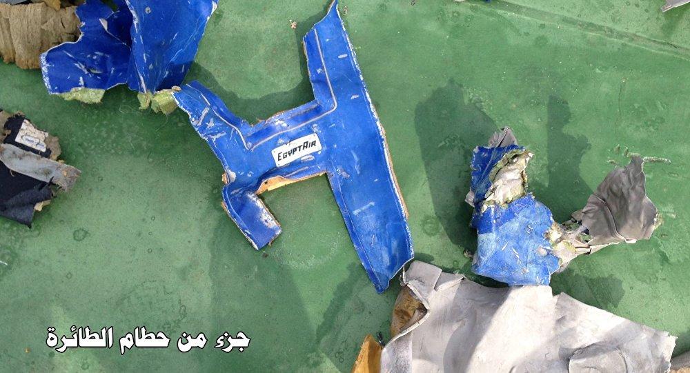 ВСредиземном море 2-ой день ищут обломки A320 EgyptAir— Пропавший рейс