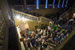 Акция Ночь музеев в Минске