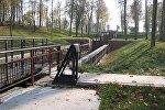 Шлюз Немново Августовского канала