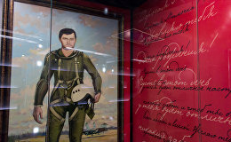 Музей Уладзіміра Карвата ў сярэдняй школе №8 г. Брэста