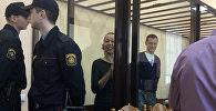 Шарейко в суде накануне прений сторон