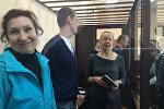 Шарейко и другие обвиняемые в суде накануне прений сторон