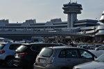 Стоянка аэропорта Минск, архивное фото