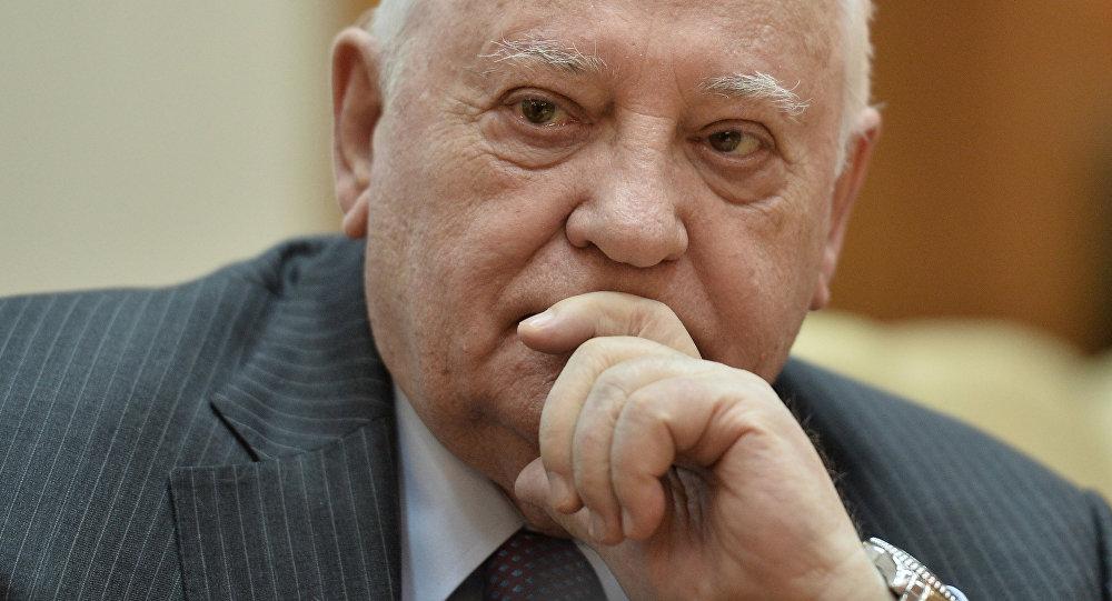Михаилу Горбачеву запретили заезд на Украинское государство