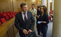 Министр образования Беларуси Михаил Журавков