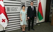 Министры юстиции Беларуси и Грузии