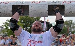 Международный командный турнир силачей Кубок Восточной Европы WSF