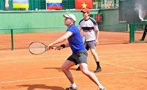 Первый дипломатический теннисный турнир на призы Министра иностранных дел