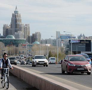Гарады свету. Астана