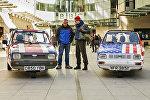 Новые ведущие Top Gear Крис Эванс и Мэтт Леблан