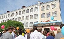 Последний звонок в гимназии №23 Минска