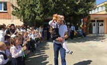 Последний звонок в школе №3 Солигорска