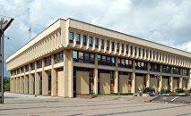 Здание Сейма Литовской Рсепублики