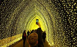 Традиционный фестиваль света Vivid Sydney