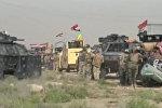 СПУТНИК_Наступление иракских военных на захваченный боевиками ИГ город Эль-Фаллуджа