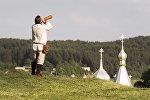 Фестиваль средневековой культуры Меч Брачыслава