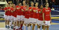 Жаночая зборная Беларусі па баскетболу