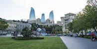Туризм: Азербайджан
