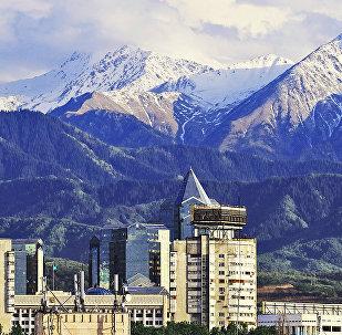 Туризм: Казахстан