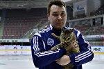 Талисман ХК Адмирал кошка Матроскина