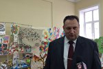 Заместитель министра образования Беларуси Виктор Якжик