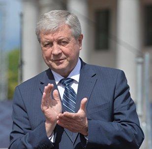 Вице-премьер Беларуси Владимир Семашко