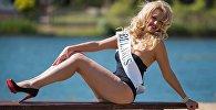 Беларуска Вікторыя Шыдлоўская - фіналістка конкурса Ms.Top of the World Plus Size