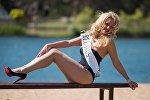 Белоруска Виктория Шидловская - финалистка конкурса Ms.Top of the World Plus Size