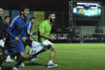 Футболисты сборной Абхазии