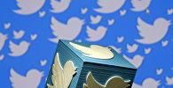Лагатып кампаніі Twitter