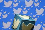 Логотип компании Twitter