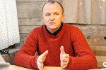 Главный тренер ФК Крумкачы Олег Дулуб