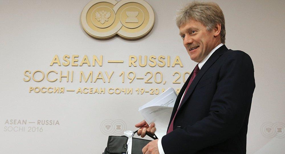Кремль прокомментировал ситуацию спереброской военных кгранице государства Украины