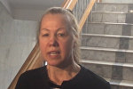 Родственники и подчиненные аплодисментами встретили Шарейко в суде
