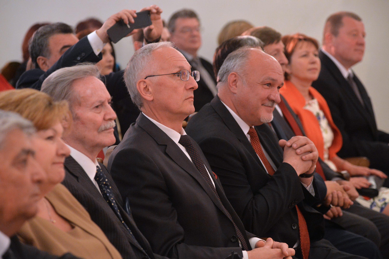 Церемония вручения главной гуманитарной премии СНГ Звезды Содружества
