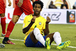 Футболист сборной Бразилии Жил
