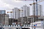 Новабудоўля ў Мінску