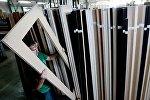 Цех производства дверных полотен