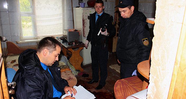 Убийца 3-х человек вСморгонском районе приговорен кпожизненному заключению