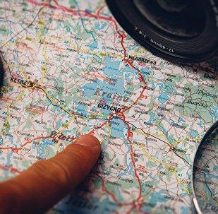 Планаванне падарожжа, карта Польшчы