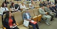 Чэрвеньскі форум ІП адбыўся ў напаўпустой залі