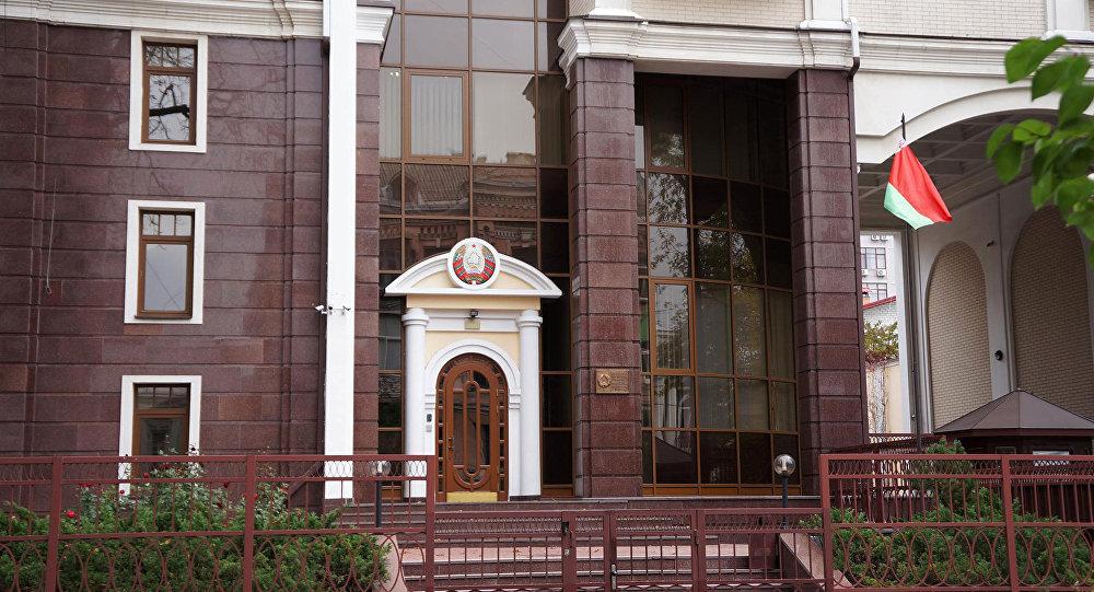 Украина раскрыла личность высланного из Республики Беларусь дипломата