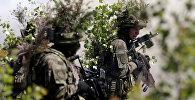Солдаты на учениях НАТО