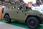 Спутнки_Бронеавтомобиль Тигр и другая военная техника на выставке в Париже