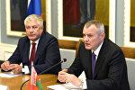 Объединенная коллегия МВД России и Беларуси